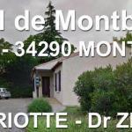 Entete cabinet montblanc