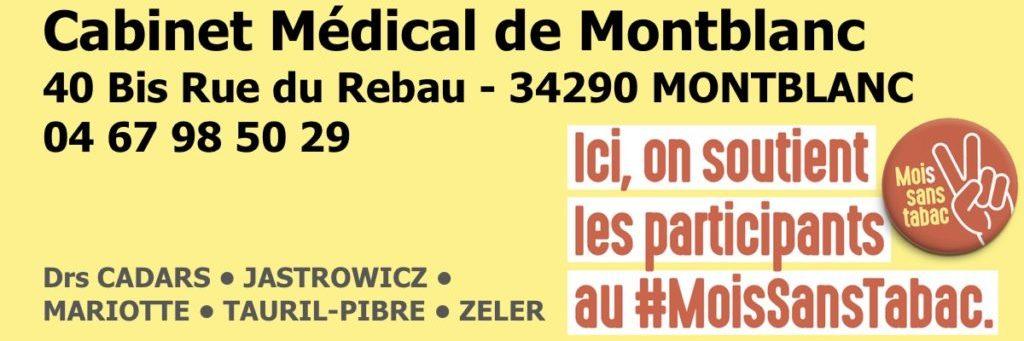 Cabinet Médical de Montblanc