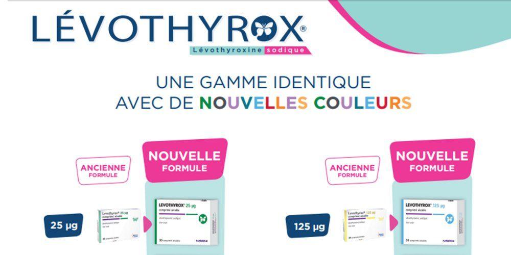 Levothyrox ancienne et nouvelle formule : Quelques précisions
